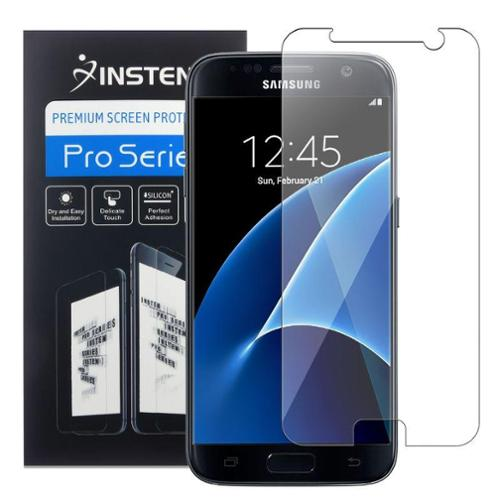 Insten Clear HD Screen Protector Shield for Samsung Galaxy S7