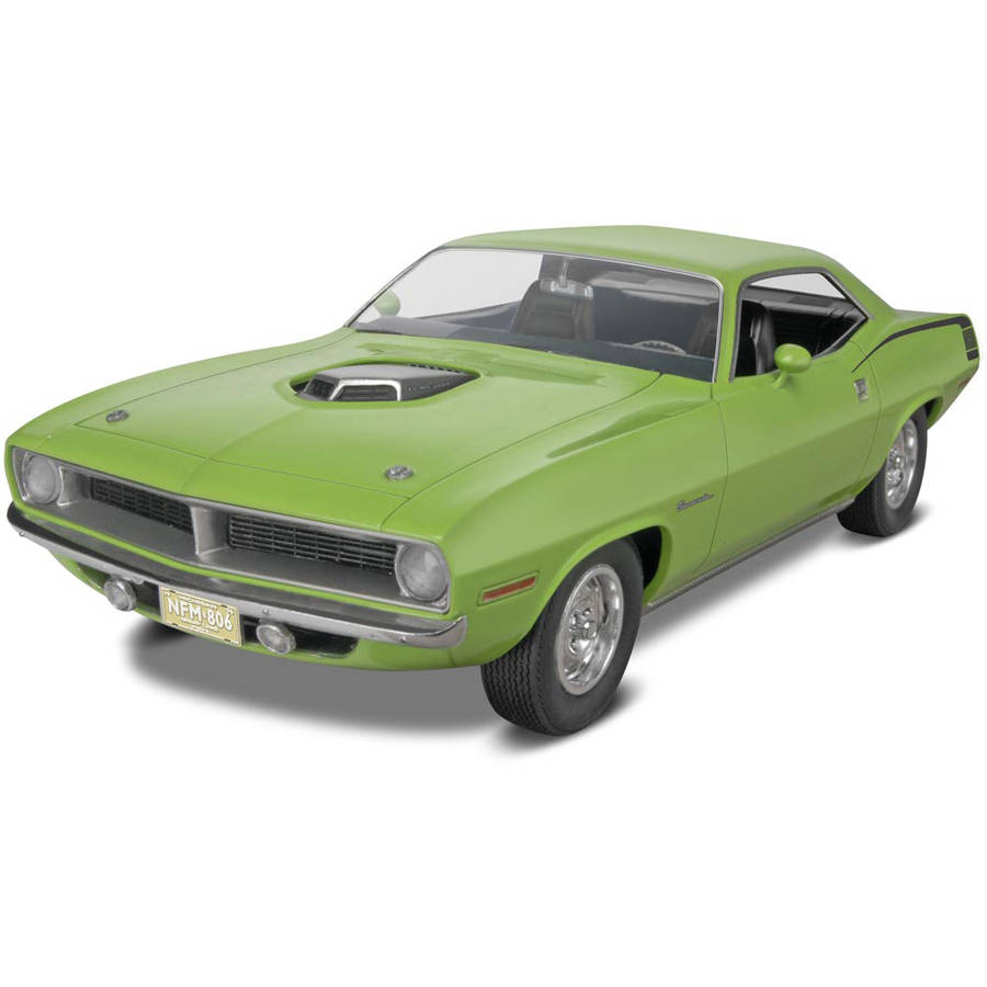 Revell 1:25 '70 Plymouth Hemi Cuda 2-in-1 by Generic