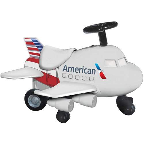 Kid Motorz American Airlines Junior Jet 6-Volt Battery-Powered Ride-On