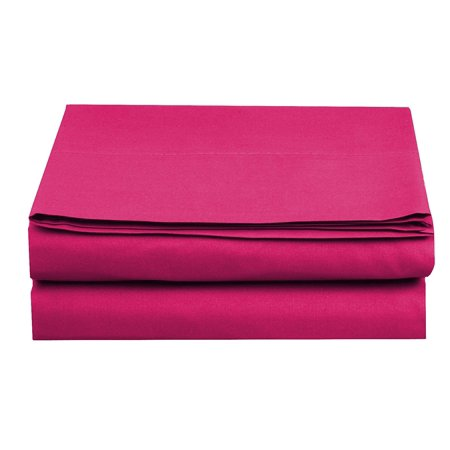 1500 Thread Count Egyptian Quality 1-Piece Fitted Sheet, Twin/Twin XL Size, Pink - image 1 of 1