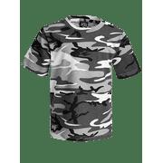 Mens Urban Camo Shirt - Urban Woodland, XL