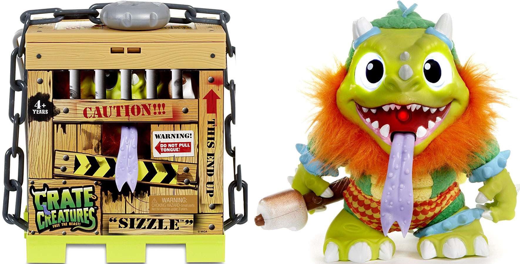 Crate Creatures Surprise! - Sizzle