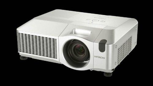 Hitachi CP-SX635 SXGA+ 4,000 ANSI Lumens Networkable Projector-Silver by Hitachi, Ltd