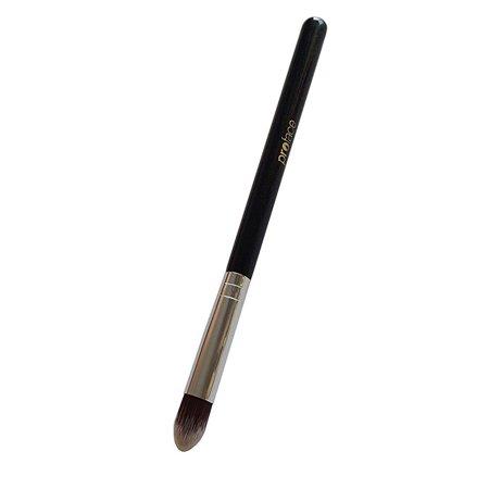 Mini Precision Tapered Kabuki Blending Brush - Mypreface Synthetic Small Tapered Eyeshadow Brush Best for Pigments & Glitter, Eye Concealer (Small,