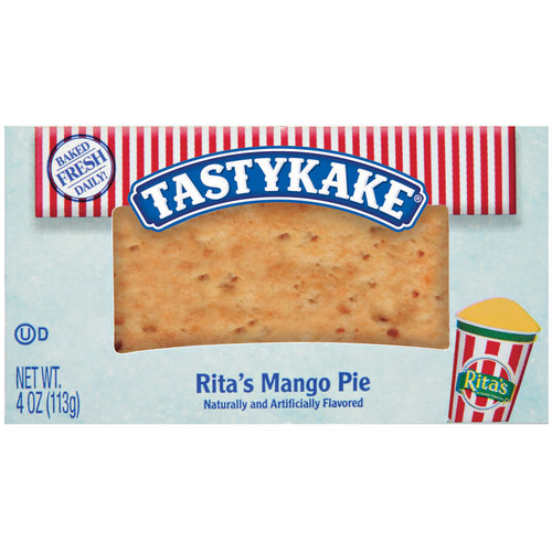 Tastykake Rita's Mango Pie, 4 oz