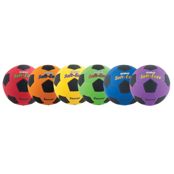 Rhino Skin® Soft Eeze Soccer Ball Set