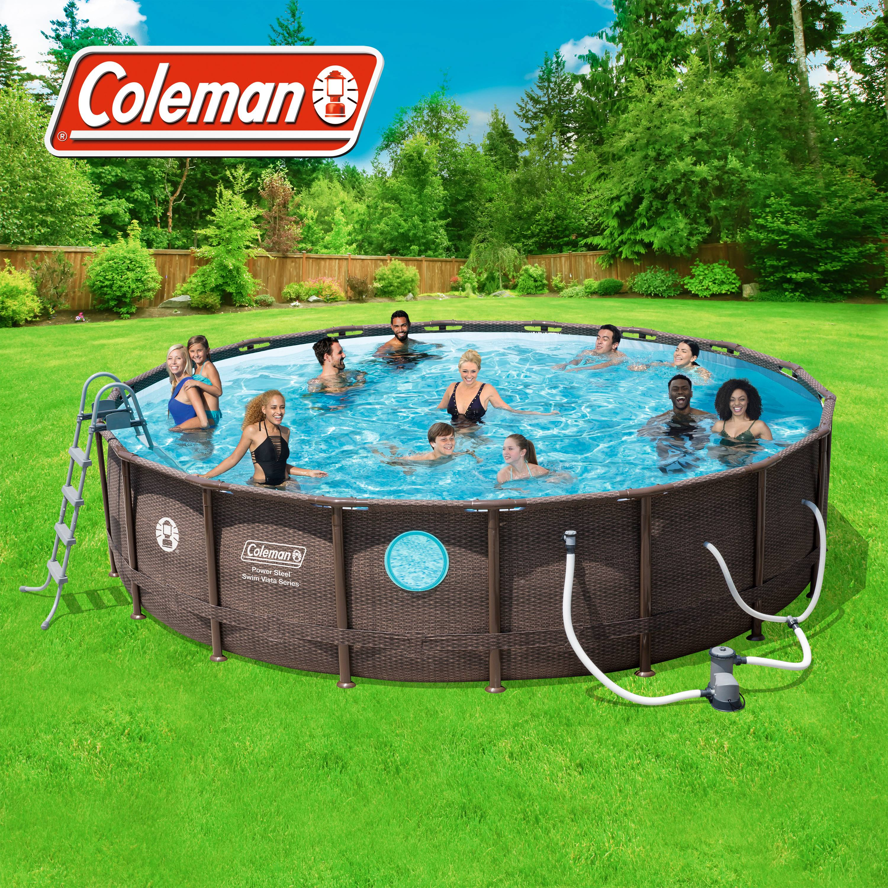How Do I Drain My Coleman Above Ground Pool Best Drain