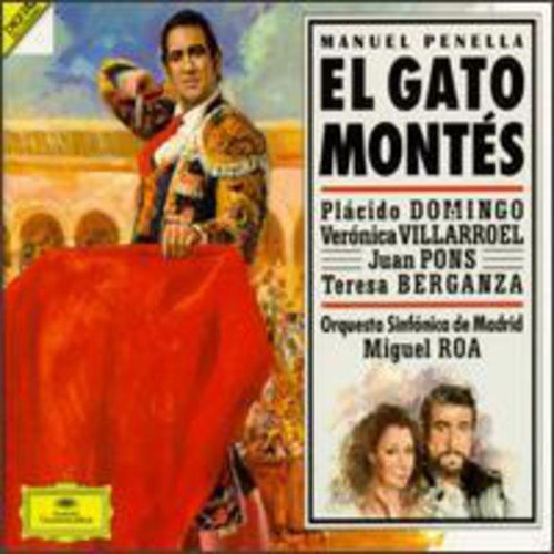 MANUEL PENELLA: EL GATO MONT'S