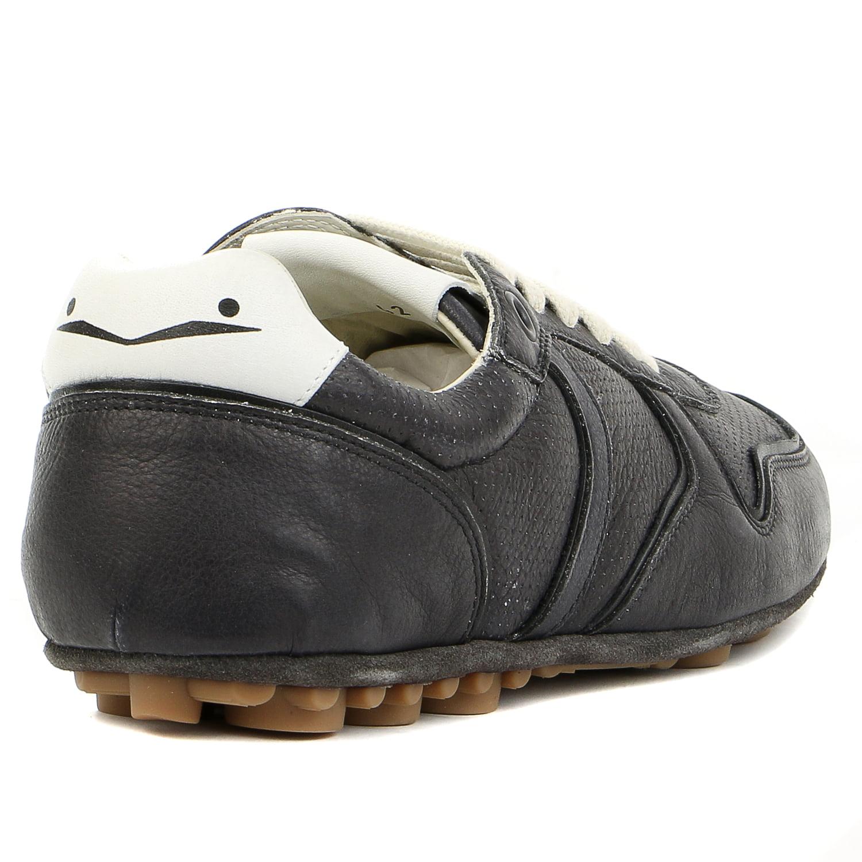 Voile Blanche 220 GR Leather Velour Ultralight Fashion Sneaker Shoe -   - Mens