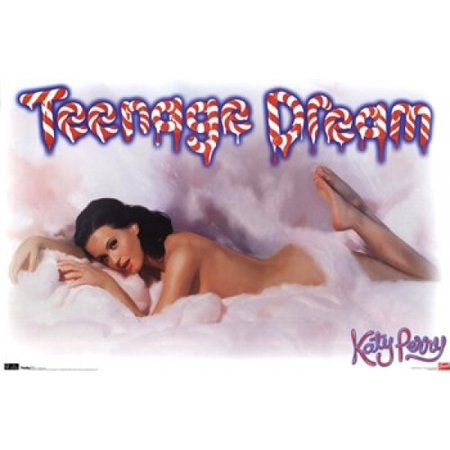 Katy Perry - Teenage Dream Poster Print - Katy Perry Teenage Dream Costume