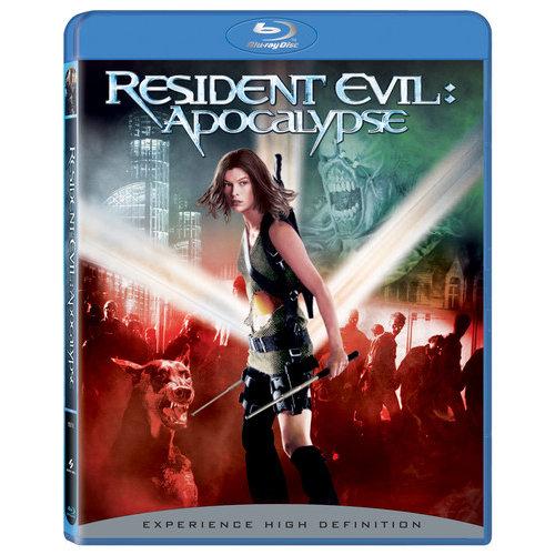 Resident Evil: Apocalypse (Blu-ray) (Widescreen)