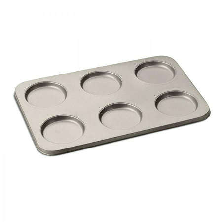 Flexible Bakeware Muffin Mold (Cuisinart Chef's Classic Bakeware 6 Cup Muffin Top Pan )