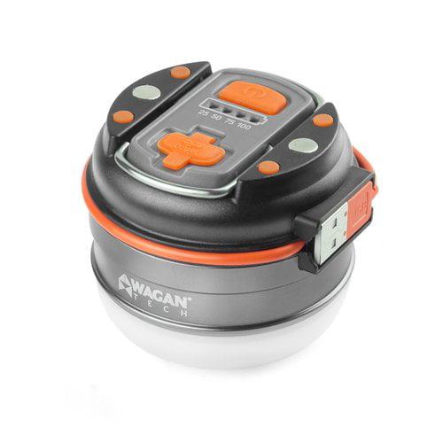 Wagan Brite-Nite Dome USB Lantern by Wagan