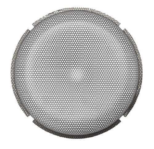 "Rockford Fosgate P2p3g-15 15"" Stamped Mesh Grille Insert - Steel, Mesh - Black (p2p3g-15)"