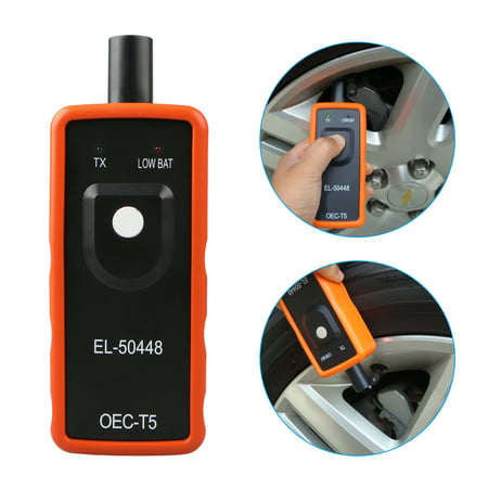 TSV Auto Tire Pressure Monitor Sensor El-50448 TPMS Reset Activation Tool OEC-T5 for GM Series