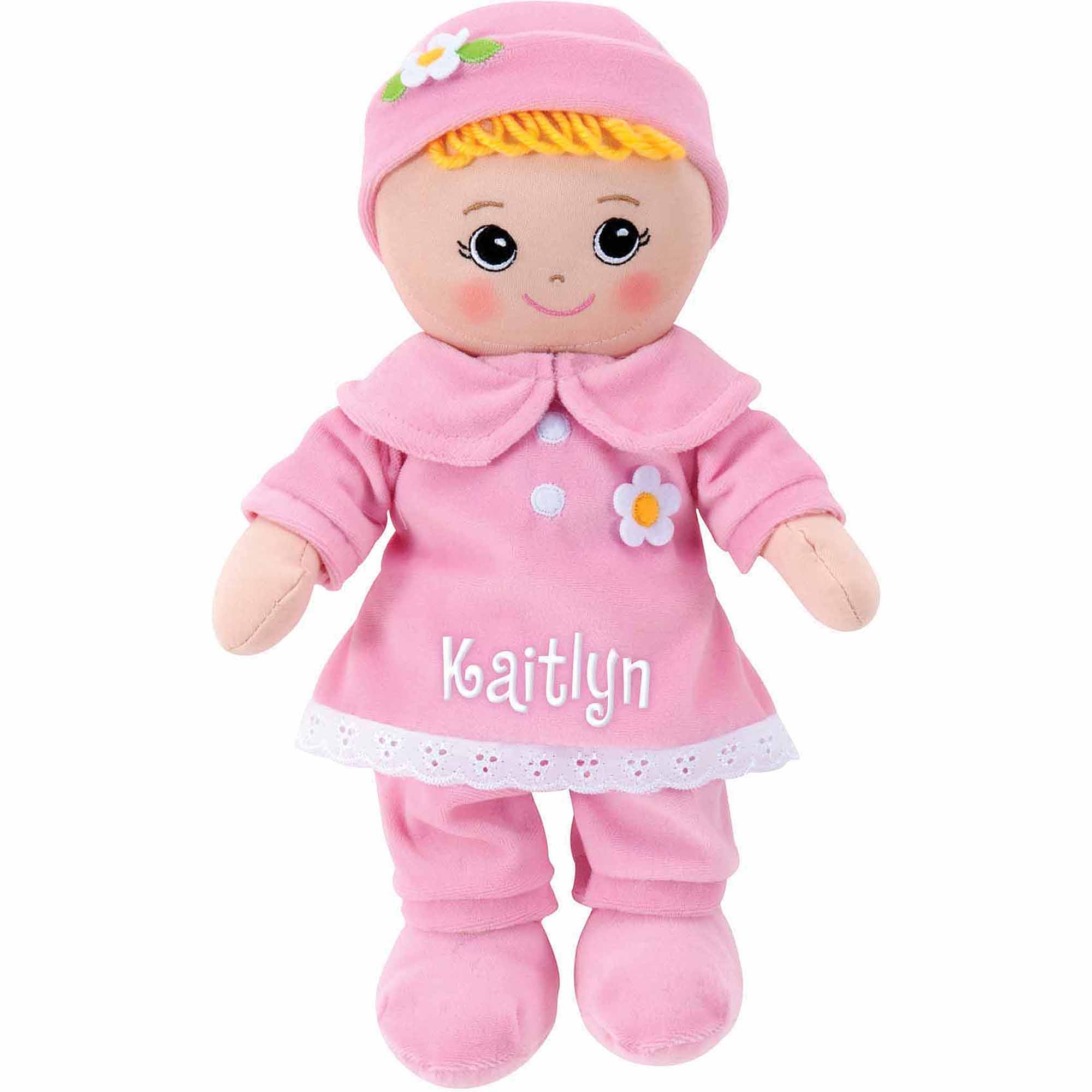 Personalized Baby Doll