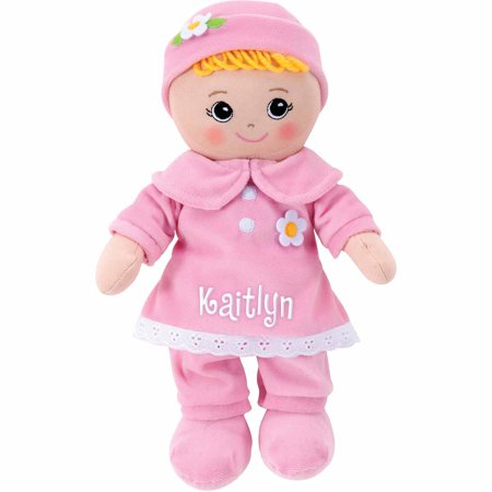 Personalized Baby Doll (Personalized Baby Bank)