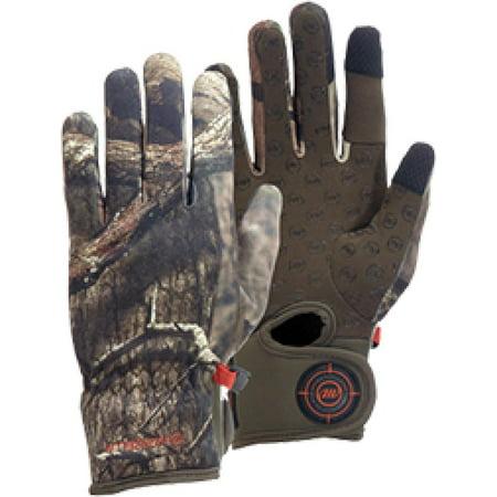 Manzella Bow Ranger Fleece Glove Realtree Xtra Camo (Best Bow Hunting Gloves)