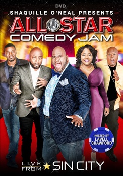 Shaquille O'Neal: All Star Comedy Jam Live from Sin City (DVD) by Lions Gate