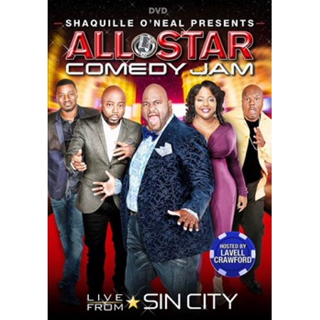 shaq all star comedy jam live from sin city