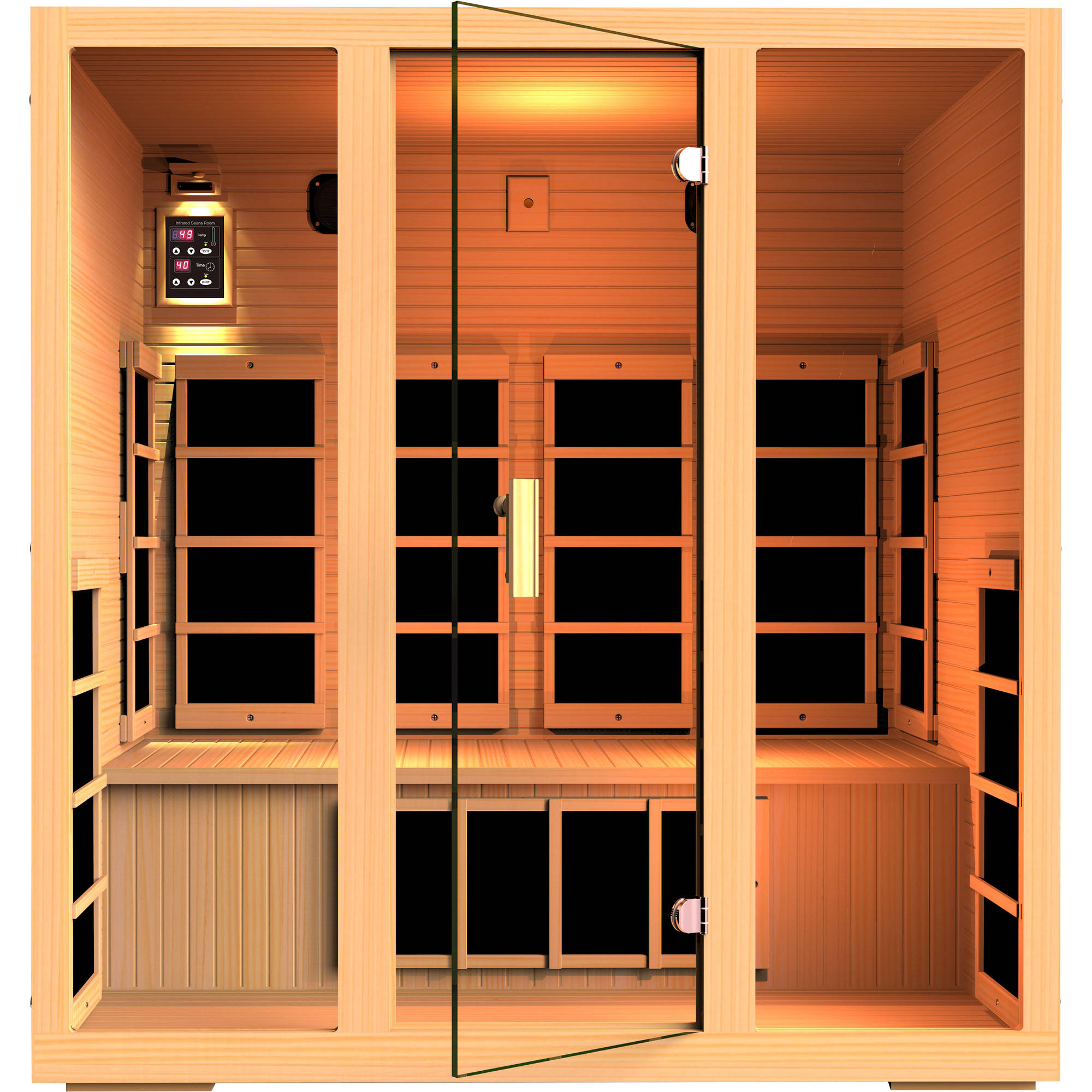 Joyous 4-Person Far Infrared Sauna