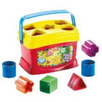 Fisher-Price Basics Baby's First Blocks