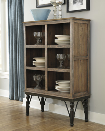 Ashley Tripton Sideboard in Medium Brown by Ashley