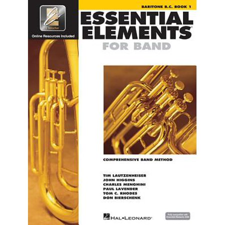 Essential Elements for Band - Baritone B.C. Book 1 with