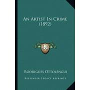 An Artist in Crime (1892)