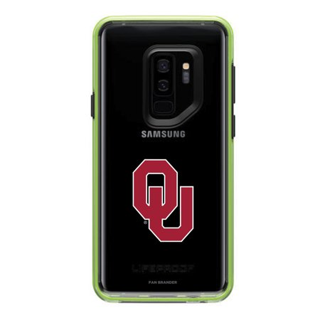 Party Galaxy Okc (Lifeproof GAL-S9P-NF-SLA-OKC-D101 Night Flash SLAM Case with Oklahoma Sooners Primary Mark Design for Galaxy S9)