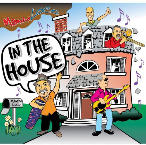 Mambo Loco - In the House [CD]