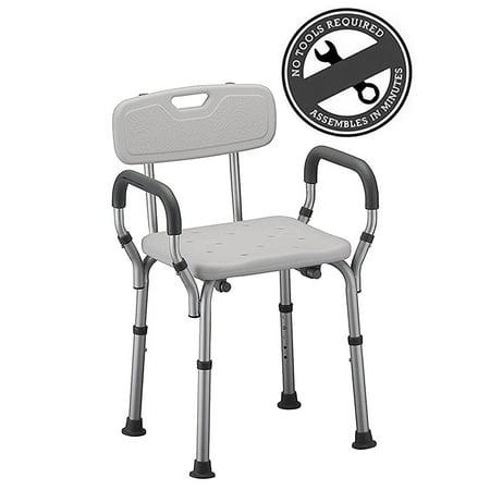 Medical Tool-free Spa Bathtub Shower Lift Chair, Portable Bath ...