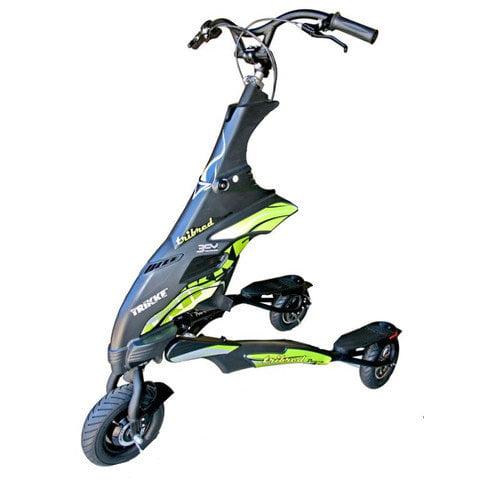 Trikke Tech Inc. Pon-e 48 Volt Electric Scooter
