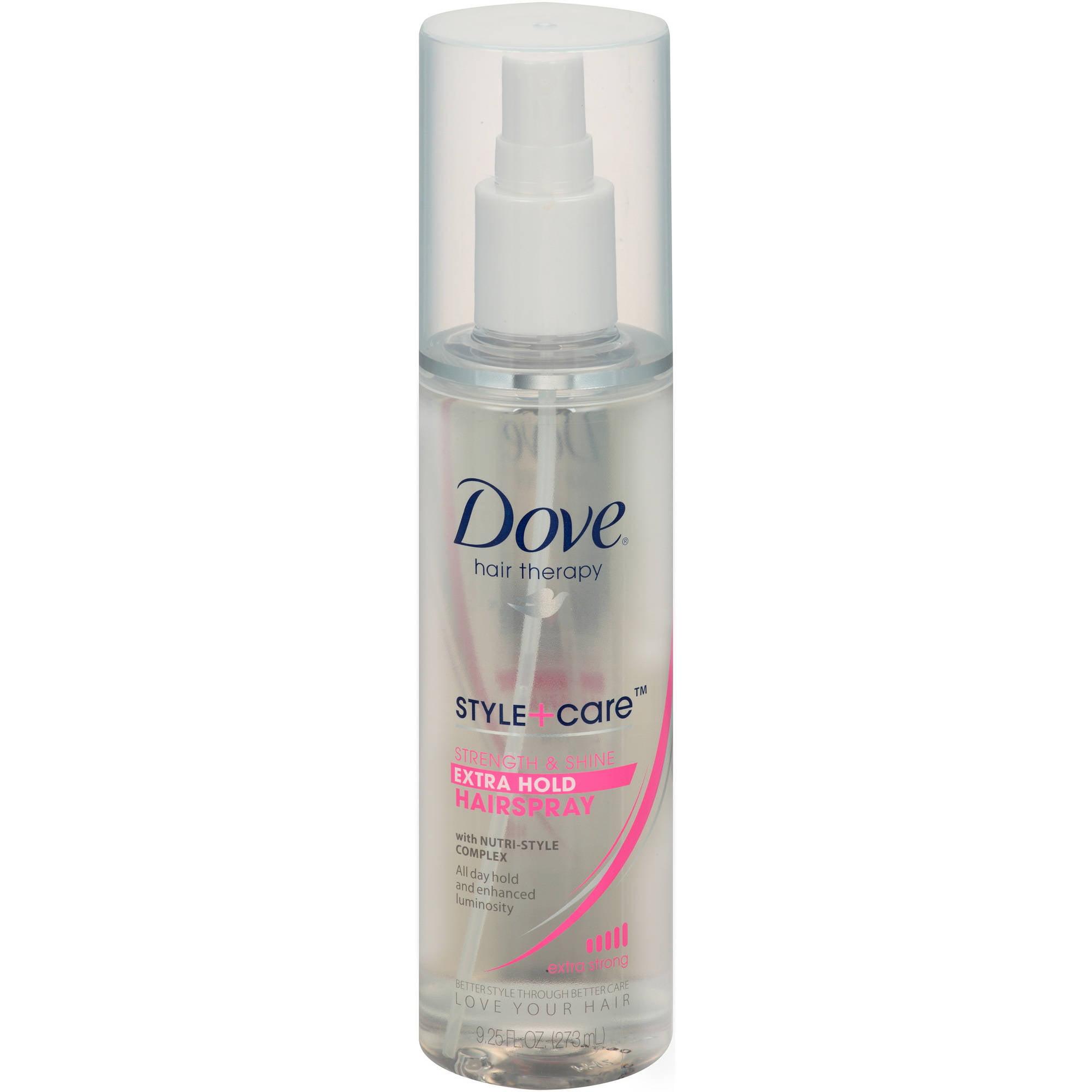 Dove Non-Aerosol Extra Hold Hairspray, 9.25 oz
