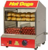 Dog Pound Hotdog Steamer