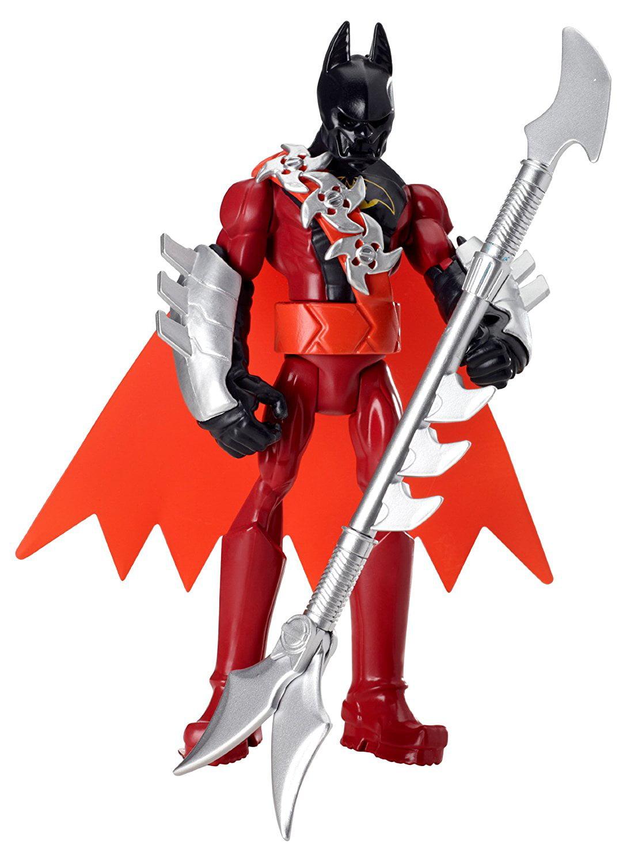 Batman Power Attack Ninja Attack Batman Figure By Mattel by