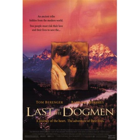 Pop Culture Graphics MOVGH7607 The Last of The Dogmen Movie Poster Print, 27 x 40 ()