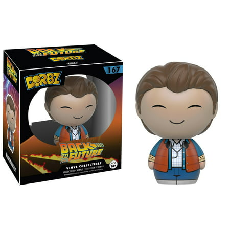Dorbz Movies: Back To The Future-marty Mcfly (Funko)