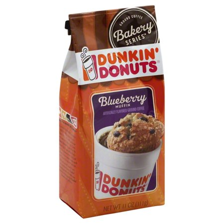 Blueberry Muffin Flavored Coffee