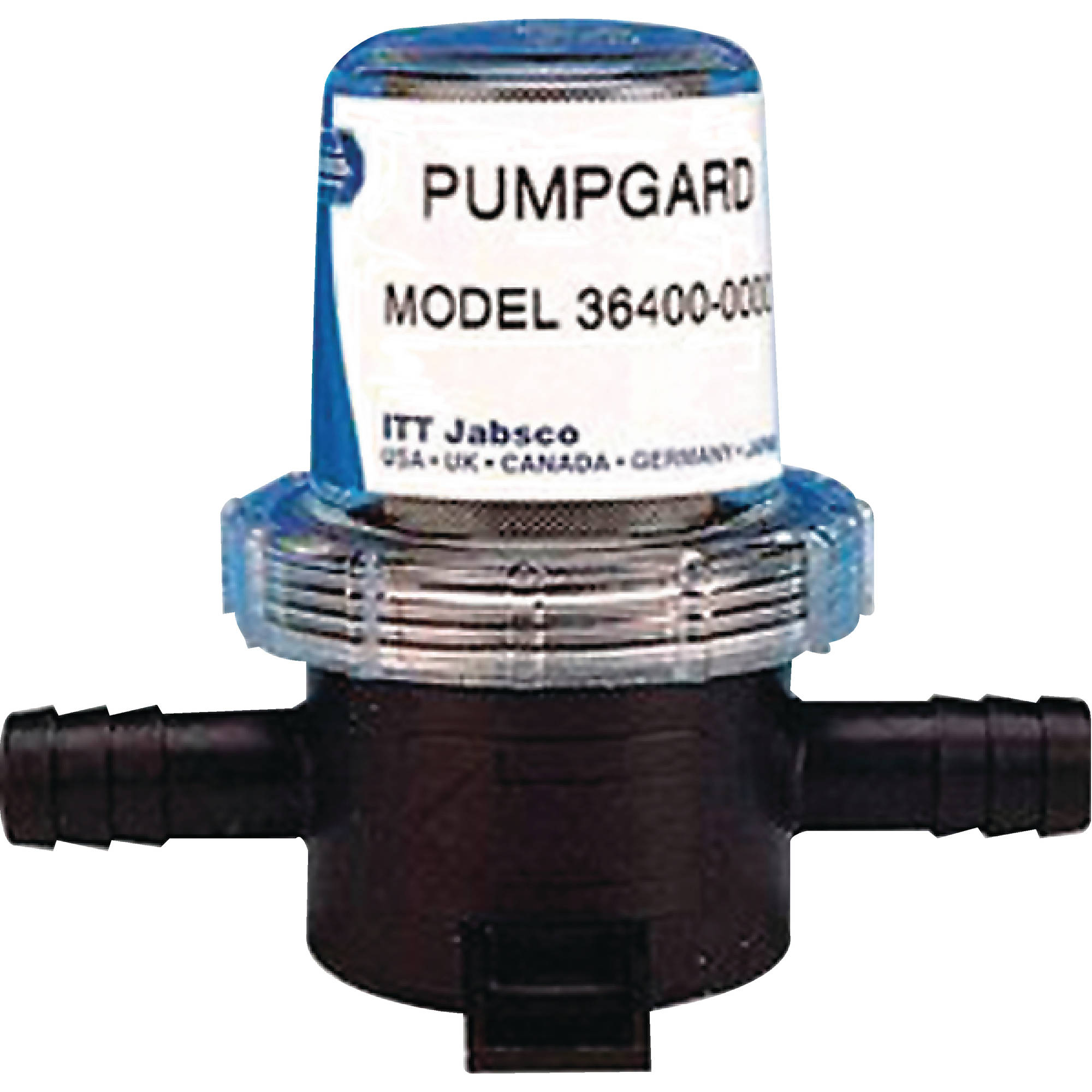 Jabsco Pumpgard In-Line Strainer