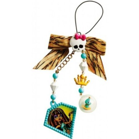 Monster High Creeperific Charm - Cleo de Nile - Cleo De Nile Makeup
