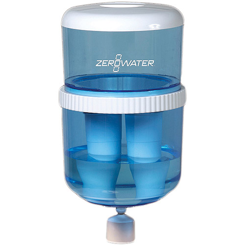 Avanti Complete Water Bottle Kit with 2 ZeroWater Filters