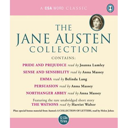CSA Word Recording: The Jane Austen Collection