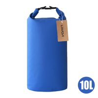 Lixada 10L / 20L / 30L Waterproof Bag Dry Sack Bag Storage Bag for Canoeing Kayaking Rafting Outdoor Sport Bag