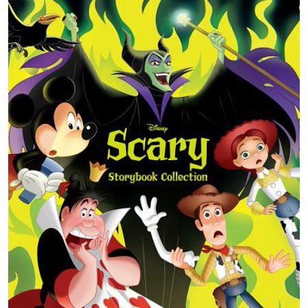 Scary Storybook Collection - A Not So Scary Halloween Disney