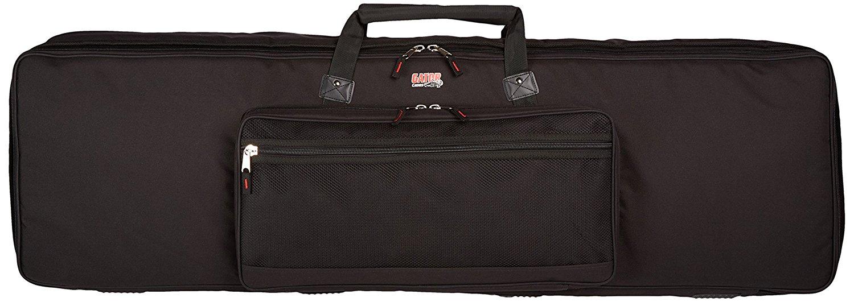 """Gator Slim Line 88-Note Keyboard Gig Bag, 54"""" x 15"""" x 6\ by Gator Cases, Inc"""