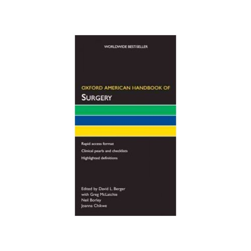 Oxford American Handbook of Surgery