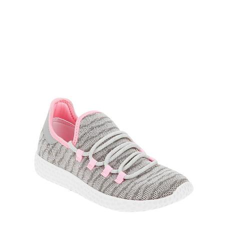 Wonder Nation Girls' Lightweight Knit Sneaker](Wonder Woman Shoes For Sale)