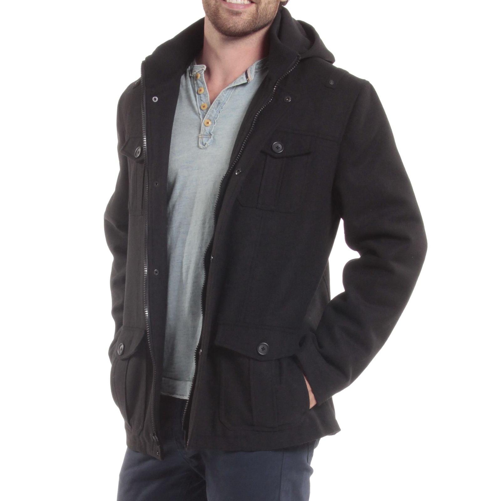 Jackets For Men With Hood Designer Jackets