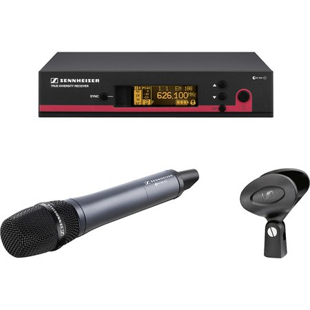 Sennheiser ew 145 G3 Supercardioid Wireless System Band G